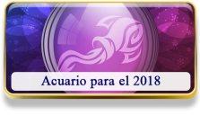 Acuario para el 2018
