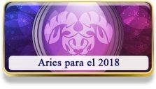 Aries para el 2018