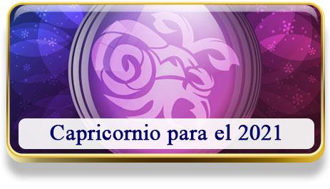 Capricornio para el 2021