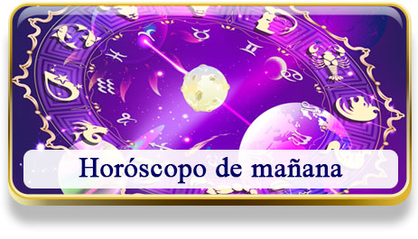 Horóscopo para mañana