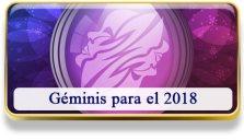Géminis para el 2018