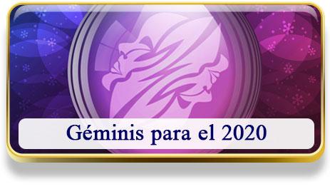 Géminis para el 2020