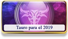 Tauro para el 2019