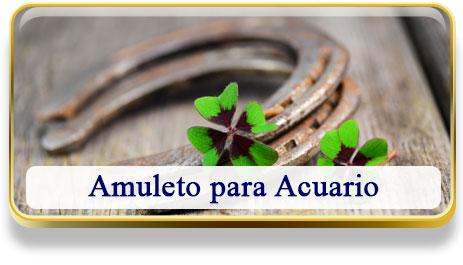 Amuletos para Acuario