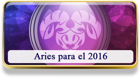 Aries para el 2016