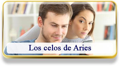 Cómo de celoso es Aries