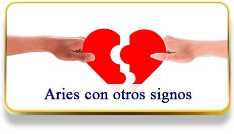 Aries con otros signos