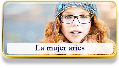 La mujer Aries