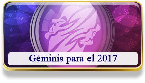 Géminis para el 2017