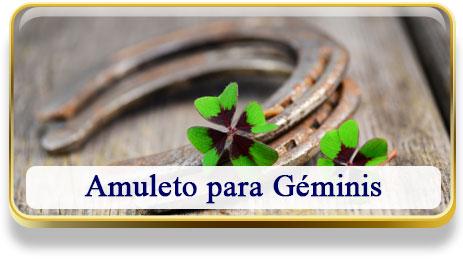 Amuletos para Géminis