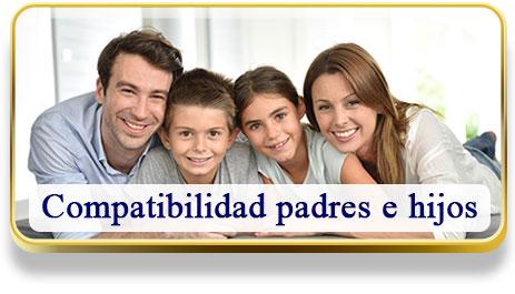 Compatibilidad padres e hijos