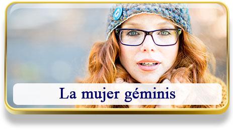 La mujer Géminis