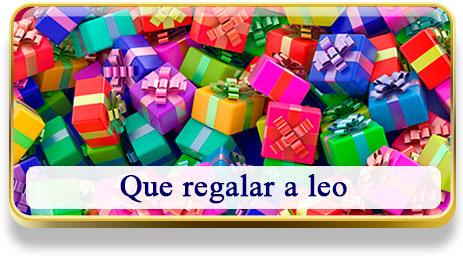 Que regalar a Leo