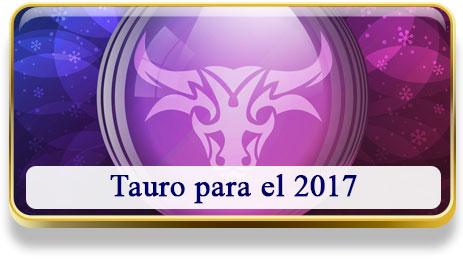 Tauro para el 2017