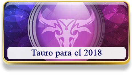 Tauro para el 2018