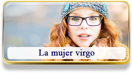 La mujer Virgo