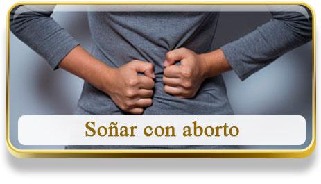 Soñar con aborto