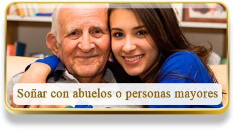 Soñar con abuelos o personas mayores