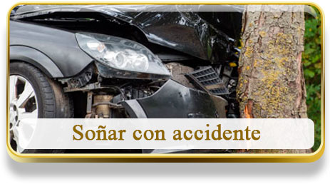 Soñar con accidente