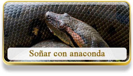 Soñar con anaconda