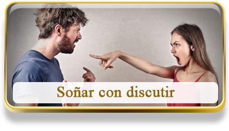 Soñar con discutir