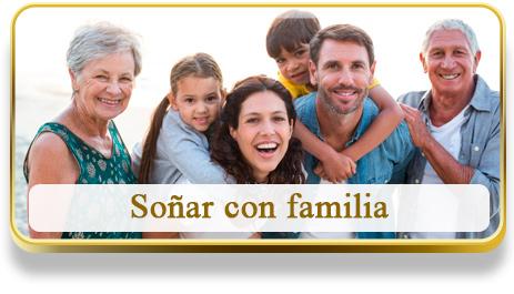 Soñar con familia