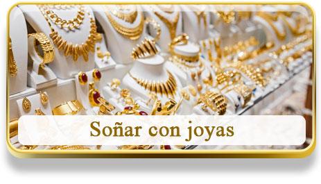 Soñar con joyas