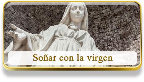 Soñar con la virgen