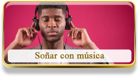 Soñar con música