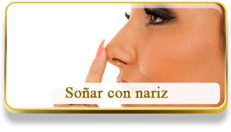 Soñar con nariz