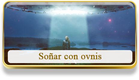 Soñar con ovnis