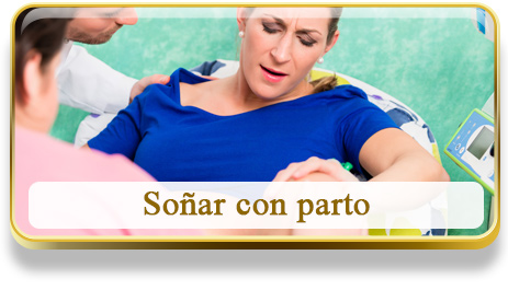 Soñar con parto