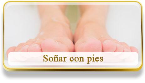 Soñar con pies