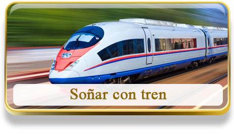 Soñar con tren