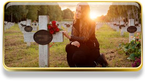 Que significa soñar con cementerio