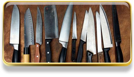 Que significa soñar con cuchillos