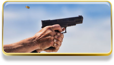 ¿Qué significa soñar con disparos?