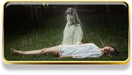 Que significa soñar con espiritus