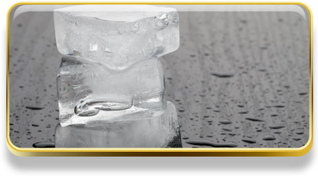Que significa soñar con hielo