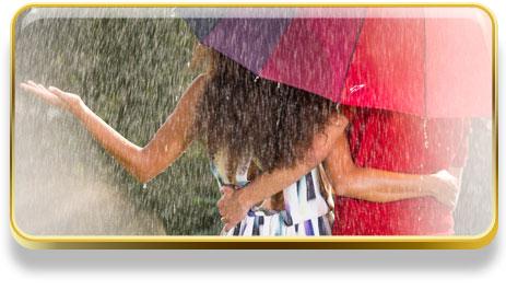 Que significa soñar con lluvia