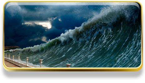 ¿Qué significa soñar con maremoto?