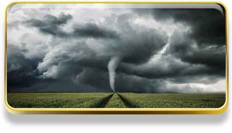 Que significa soñar con tornados