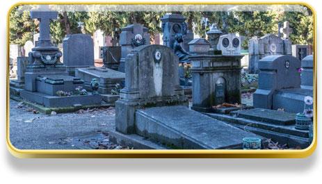 Que significa soñar con tumbas