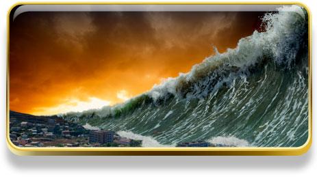Que significa soñar con un tsunami