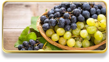 Que significa soñar con uvas