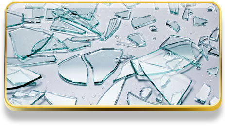 ¿Qué significa soñar con vidrios rotos?